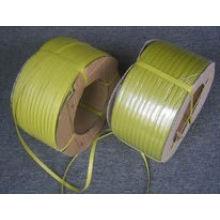 Polyesterbänder in Rolle