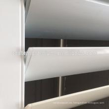 persianas de aluminio del diseño durable del elagance blanco caliente de la venta