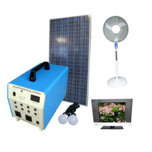 500w Portable solar electric generator