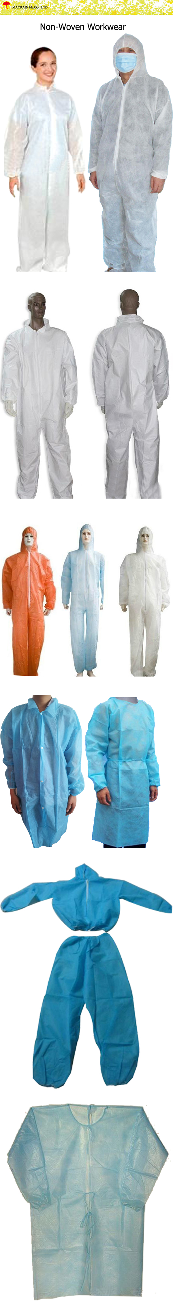 Non-Woven Workwear