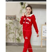 OEM Winter Sportswear Suit with Hoody