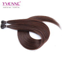 Pre-Bonded Human Hair Extension I Tip Remy Hair Extension