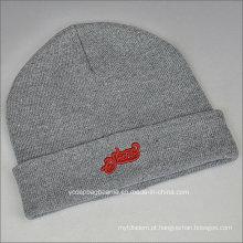 Tampões e chapéus feitos malha de Beanie da qualidade superior