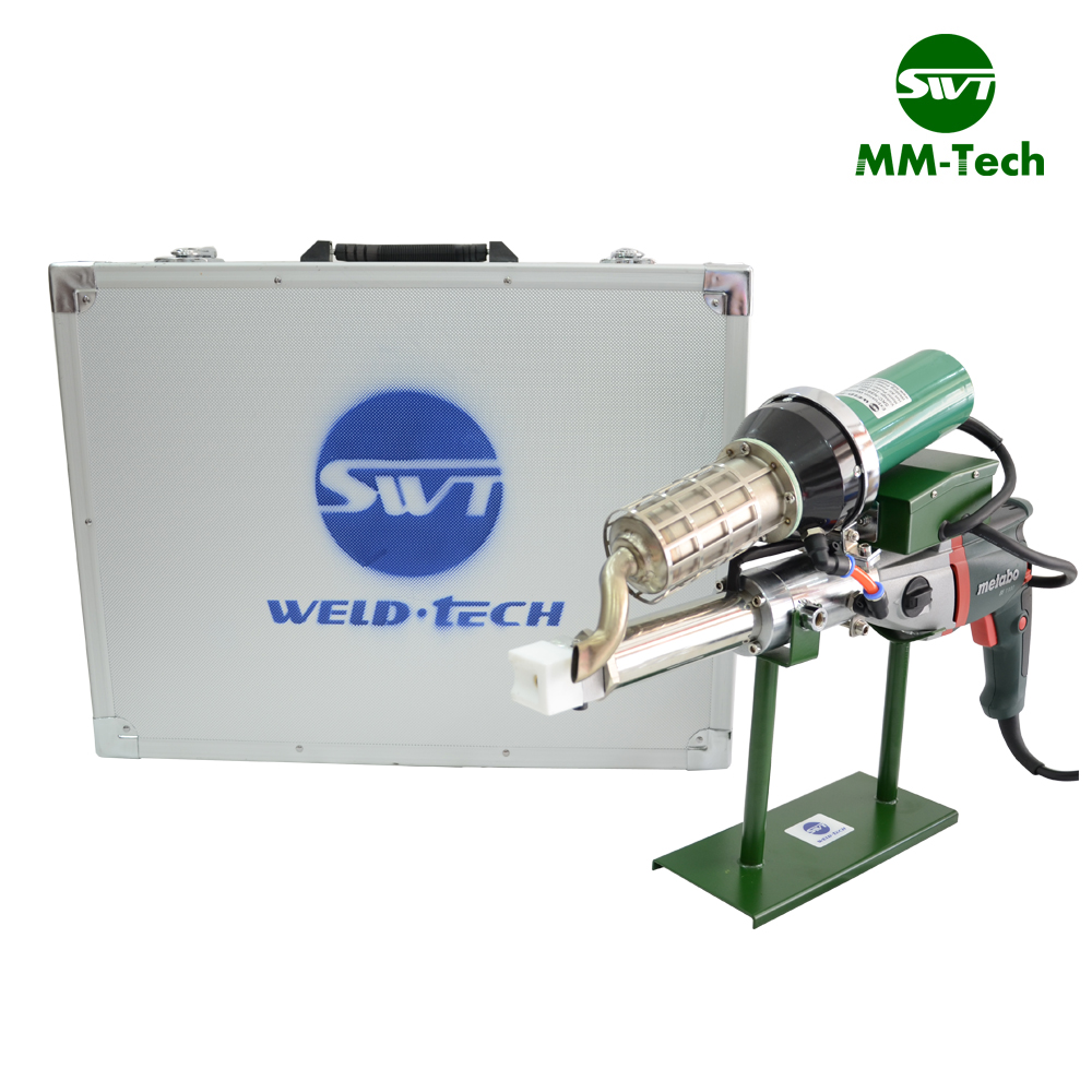 Hand Extruder Plastic Extrusion Welder SWT-NS610B