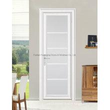 Porte intérieure en aluminium de battement de coupure thermique (FT-D80)
