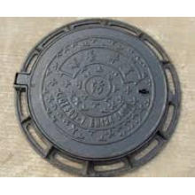 Ductile Iron Welding Manhole Cover
