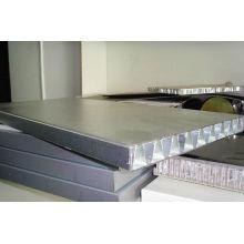 Panneaux en nid d'abeille en aluminium anodisé pour table d'impression