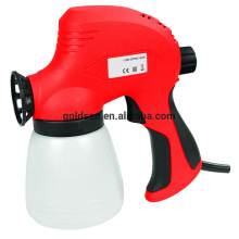 Hot Selling 110W Professional Portable Paint Pulvérisateur à main Solénoïde Spray Gun GW8182