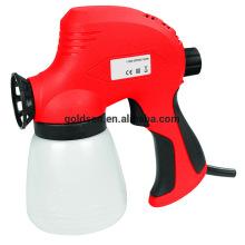 110w Pulvérisateur de peinture solénoïde professionnel Pistolet à main électrique à main électrique GW8182