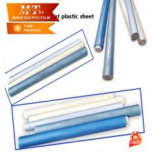 Espesor: 0.1mm película de plástico suave de PVC para colchón de espuma de embalaje