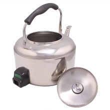 Chaleira de aço inoxidável da água de assobio da venda 2015 quente