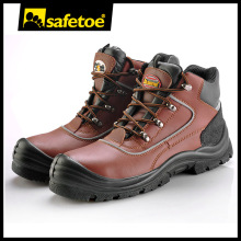 Europe Brand Name Safety Shoes with Steel Toe and Steel Plate M-8307