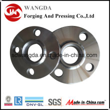 Industrial Carbon Steel Blind Flange Forged Flange to ASME B16.5 (KT0181)
