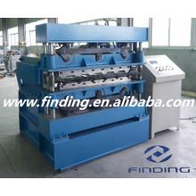 nueva condición del cnc del metal de hoja de corte y doblado máquina de planchar