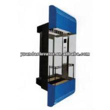 Ascenseur en verre de façade Yuanda