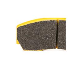 Resistencia a la rotura Durable Auto Brake pad para BMW / Dodge / Ben-z / Honda