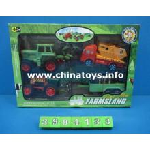 Atrito agricultor caminhão carro veículo de brinquedo (3994133)