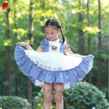 high quality girls boutique Easter dress