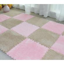 Meilleure vente bébé joue eva tapis peluche tapis d'alimentation