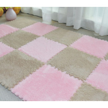 Best selling baby play mat eva plush mat supply