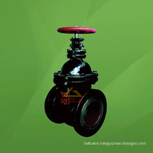 Non-Rising Stem Wedge Single Flashboard Gate Valve (GAZ45T/GASZ45T/GAZ545T/GAZ445T/GA945T)