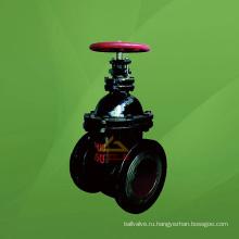 Невыдвижным шпинделем, клиновые задвижки один мигалкой (GAZ45T/GASZ45T/GAZ545T/GAZ445T/GA945T)