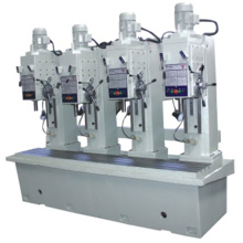 Row type vertical Drilling Machine
