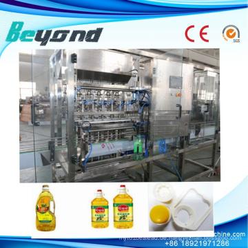 Essbare Kochen Öl Füllen Capping Maschine