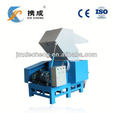soft plastic crushing