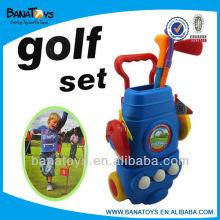 Mini golfe mini bola de golfe conjunto conjunto de golfe