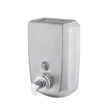 High Quality Bathroom Accessories Wall Mounted Brass Soap Dispenser