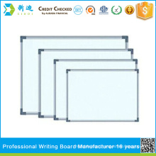 OEM aluminum frame magnetic whiteboard for officer