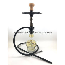 Coolidge Style Top Quality Wood Nargile Smoking Pipe Shisha Hookah