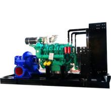 Googol Diesel Engine 600kw Power Gunset de pompe à eau