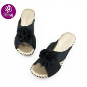 Zapatos de confort Pansy Super luz y antibacteriano Material interiores zapatillas de seda