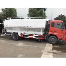 10 toneladas de transporte de alimentos para animais para granel