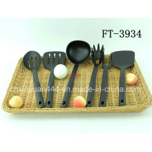 New Nylon PA66 Black Kitchenware 10 PC /Set (FT-3934)