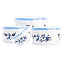 Useful and Cheap Plastic Food Container with Lids Wholesale