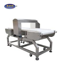Détecteur de métaux de ceinture de transporteur de catégorie comestible d'accréditation de HACCP