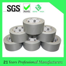 Sliver Heavy Duty Cloth Tape for Carton Sealing