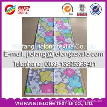 barato tela activa de la impresión del algodón 100% para el lecho