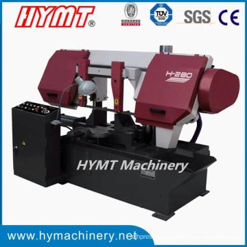 H-280 Máquina de corte de sierra de cinta horizontal