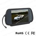 Écran LCD miroir de 7 pouces avec caméra vidéo