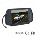 7-дюймовый зеркальный дисплей с автозагрузкой мини-камеры