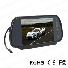 7inches breiter Schirm-Auto-hinterer Ansicht-Spiegel-Monitor