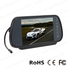 7-дюймовый широкоэкранный монитор заднего вида для автомобиля