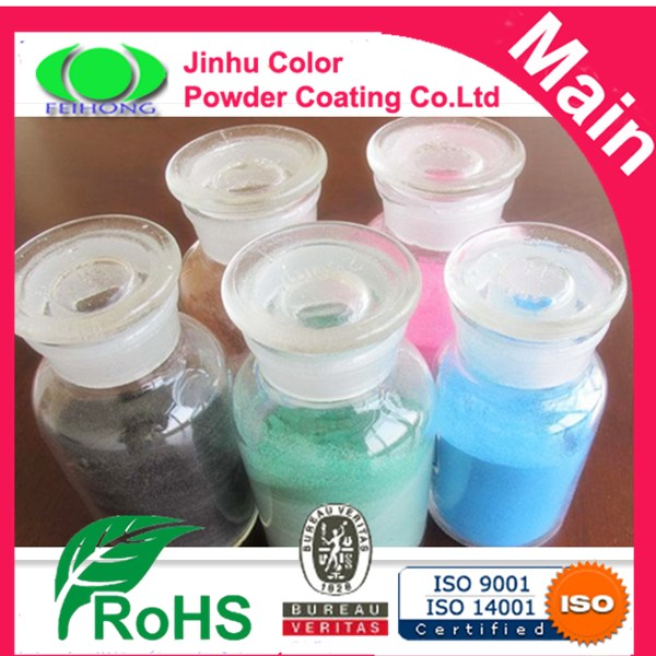 elektrostatis semprot Epoxy Anticorrosion powder coating