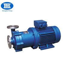 Pompe de circulation chimique à couplage magnétique centrifuge horizontal