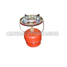 Estufa portátil de Gas propano