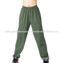 Hip-hop long trousers, side and back pockets